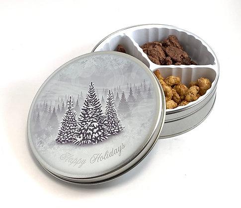 Happy Holidays Tin (10oz)