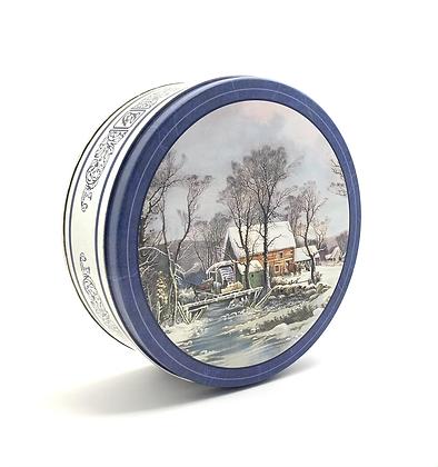 Extra Large Holiday Tin (2lb)