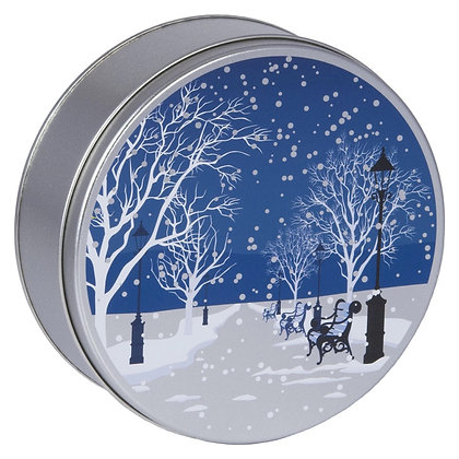 Winter Night Tin
