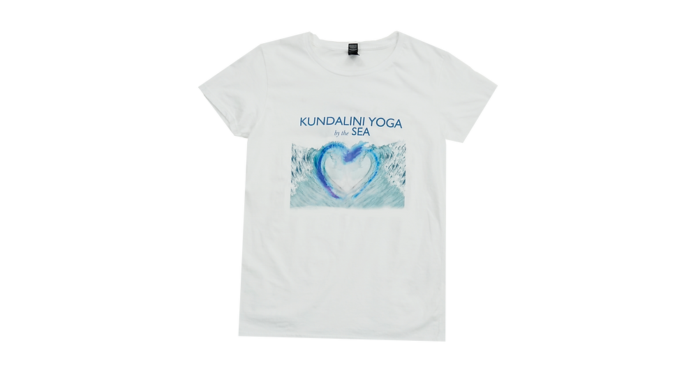 Kundalini Yoga by the Sea T-Shirt
