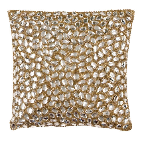 COUSSIN DIAMANT TAUPE