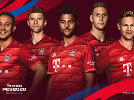 """Mia San Mia"" FC Bayern Munich partnership announced."