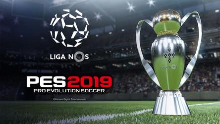 Liga NOS to debut in PES 2019: Liga Portugal announcement.
