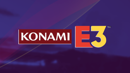 It all kicks off tomorrow! Konami at E3 2019.