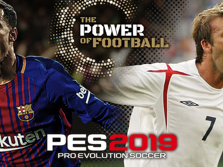 PES 2019 announced, reveal trailer & more.