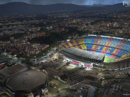 PES 2017 Official teams and stadiums lists revealed.