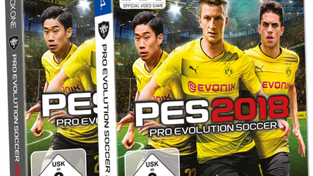 PES 2018: BVB Edition available to buy now.