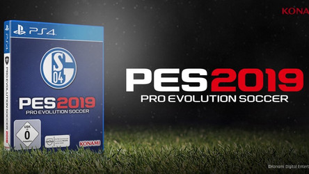 PES 2019 FC Schalke edition announced. 7 versions of PES 2019?