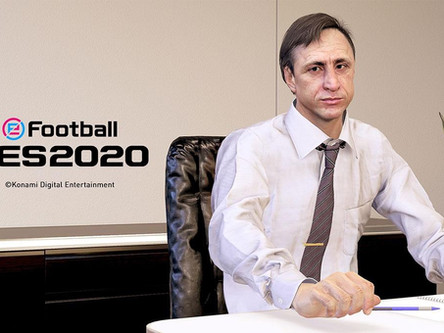 PES 2020: Master League Remastered.