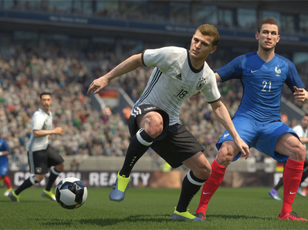 First PES 2017 details and screenshots released