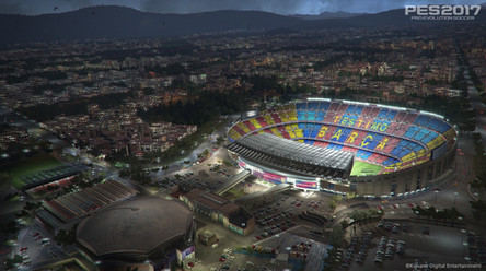 PES2017 Gameplay Trailer + New Screens