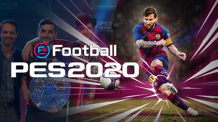 eFootball PES 2020: A bold new e-sports frontier.