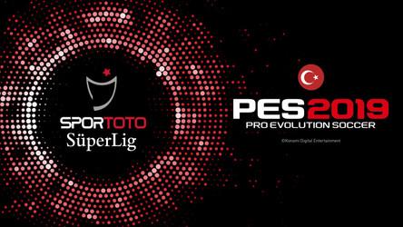 Turkish Süper Lig coming to PES 2019 + more.