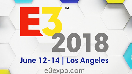 PES 2019 E3 2018 schedule, Viewing times and guess the license.