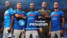 Konami announces long term partnership with SSC Napoli.