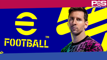 eFootball....the future of PES & reveal trailer.