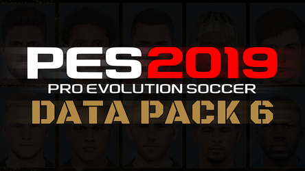 PES 2019 final data pack drops this Thursday.