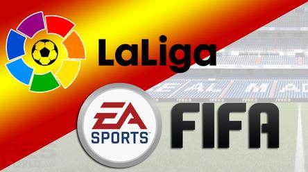 LaLiga and EA SPORTS FIFA renew partnership deal for next 5 seasons