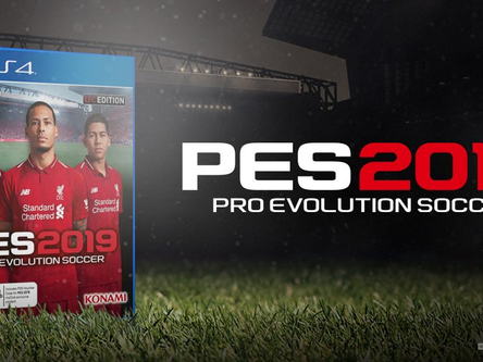PES 2019 Liverpool FC squad edition + PC requirements.