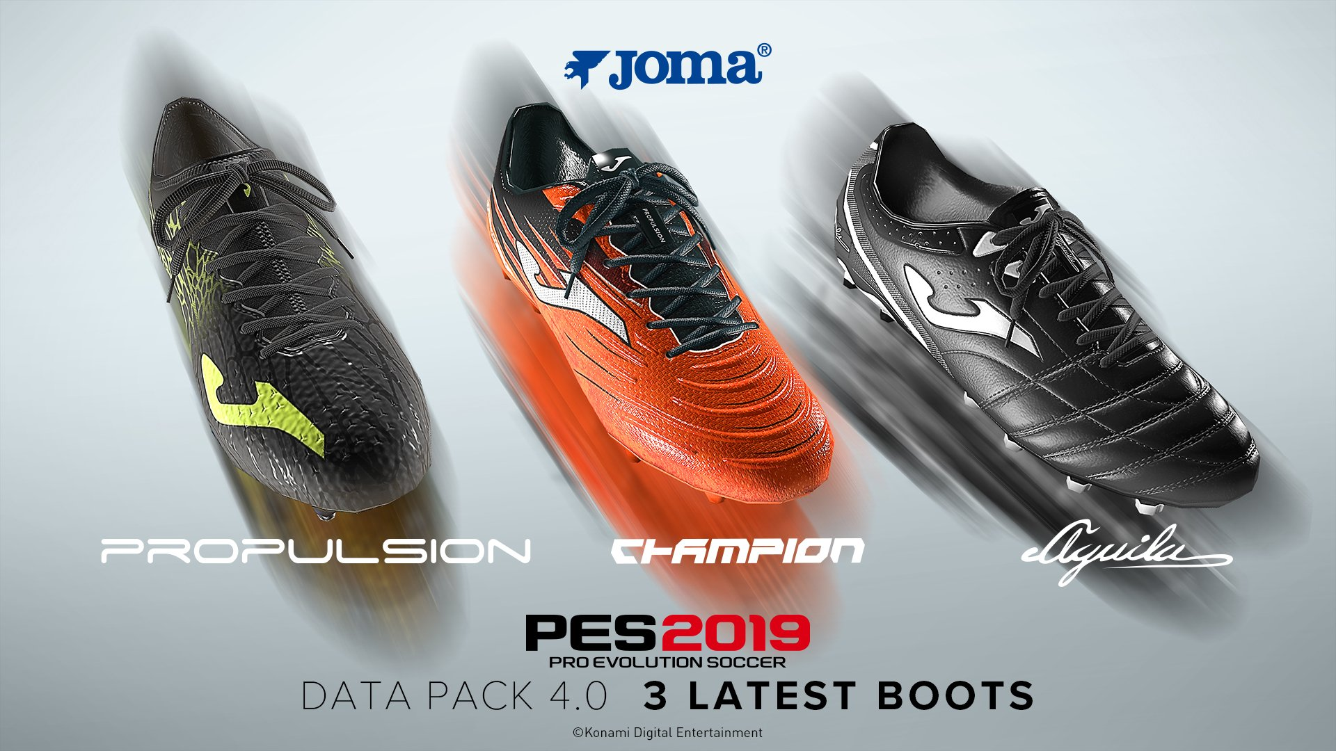 PES 2019 Data Pack 4 out now