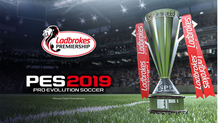 Ladbrokes Premiership Coming to PES 2019: SPFL announcement.