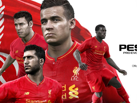 Konami announces official partnership with Liverpool FC for PES 2017.