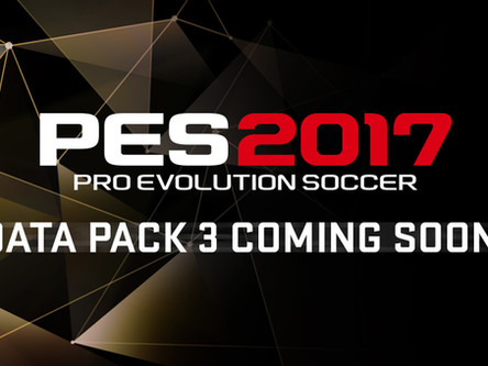 PES 2017 DP3 coming February 9th.