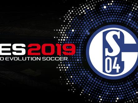 Konami secure Schalke 04 partnership