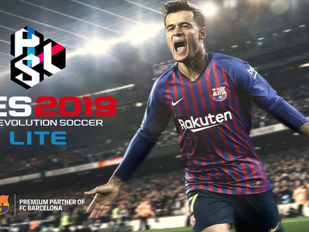 Play Online Matches in PES 2019 LITE!