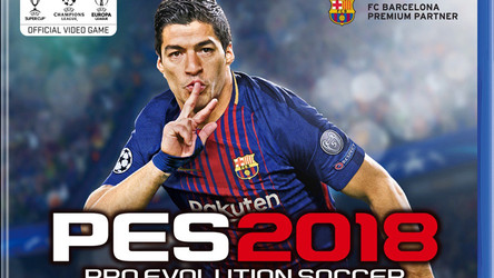 PES 2018 Cover star revealed, legendary edition announced.