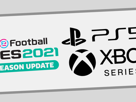 eFootball PES 2021 joins the list of next gen backwards compatible games.