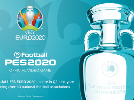 Update: Euro 2020 DLC back on track, new release date announced.