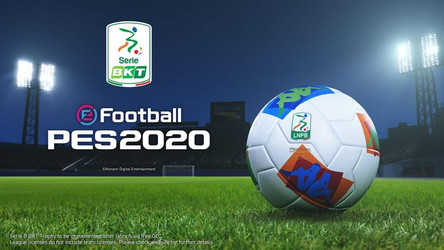 Serie BKT coming exclusively to eFootball PES 2020