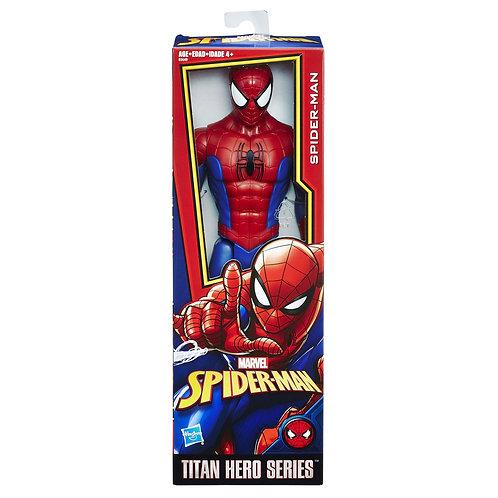 Spiderman Figure - Titan Hero Series