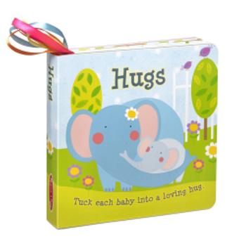 Hugs Baby Book - Melissa & Doug