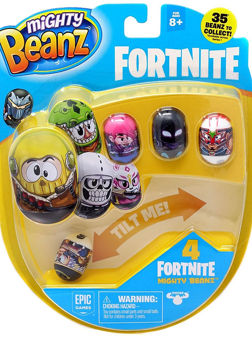 Mighty Beanz Fortnite 2pk