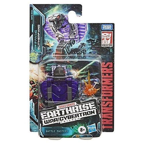 Transformers Earthrise - Slitherfang