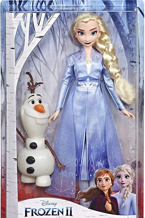 Frozen II Elsa and Olof