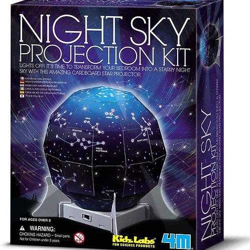 Night Sky Projection Kit (KidzLabs)