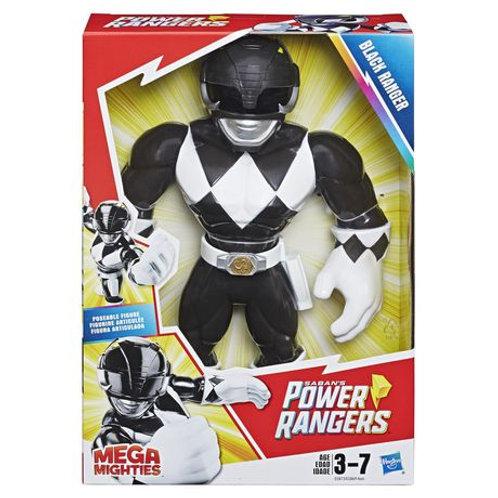 Power Ranger Figure - Black