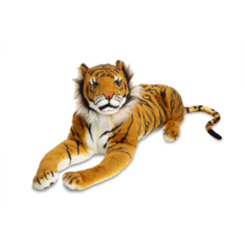 Large Plush Tiger