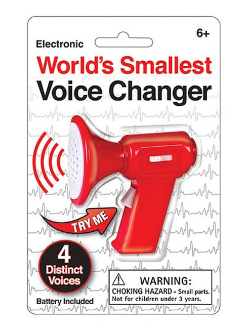 Mini Voice Changer - RED