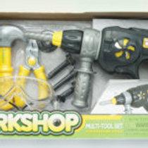 Hammer Drill Play Set