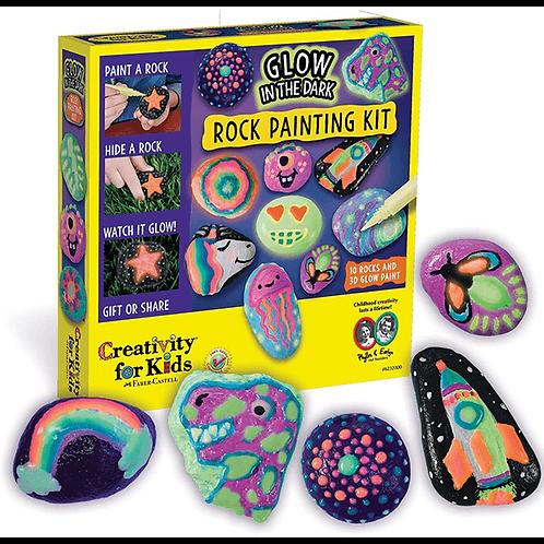 CKF - Glow in the Dark Rock Painting Kit