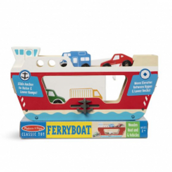 Ferry Boat (Melissa & Doug Wooden Toy)