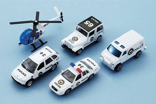City Team Gift Set - Police