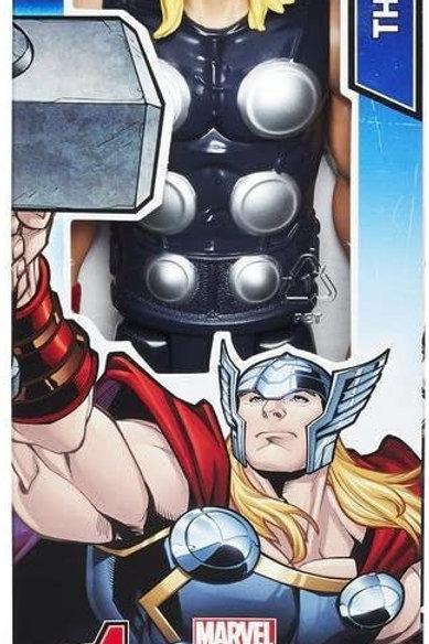 Thor Figure - Titan Hero Series