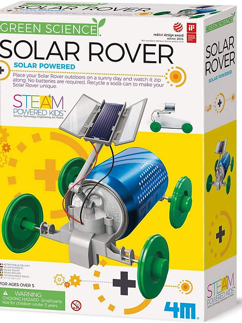 Solar Rover (Green Science)
