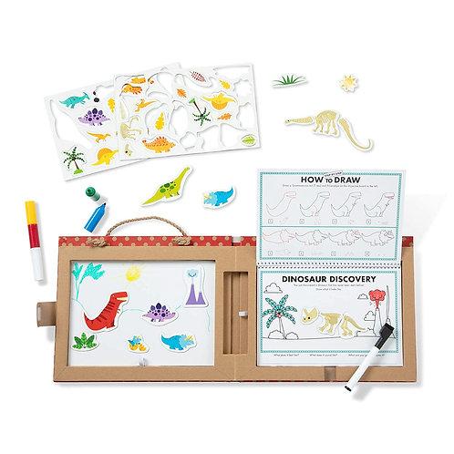 Play, Draw, Create Dinosaurs