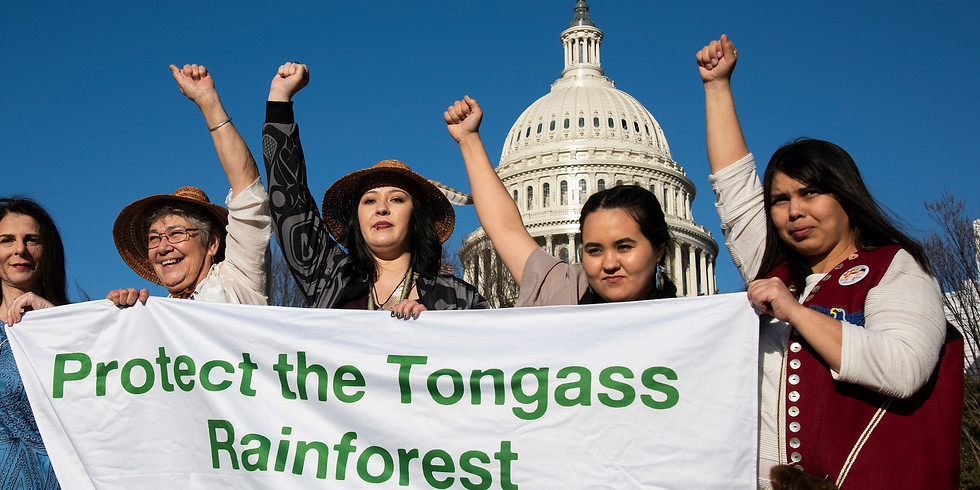Turn Out For The Tongass Rally                    June 22, 2019